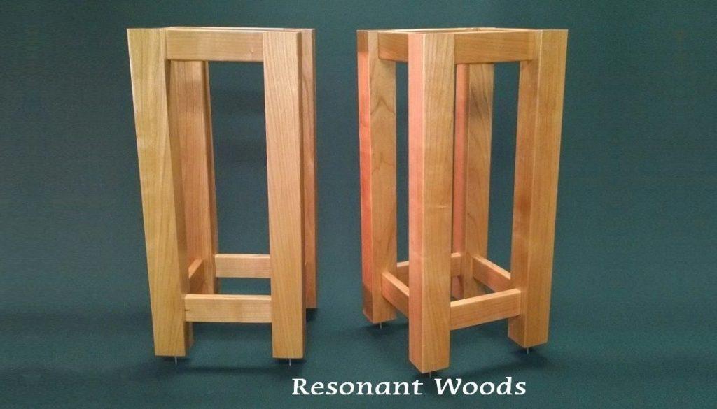 Resonant Woods Speaker Stands Resonant Woods